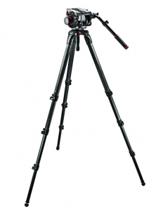 Manfrotto kit trepied video 509HD,536K0