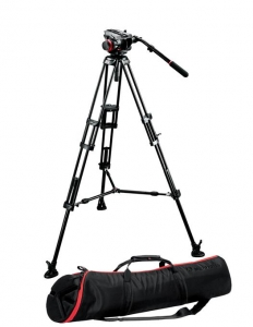 Manfrotto kit trepied video 504HD,546BK0
