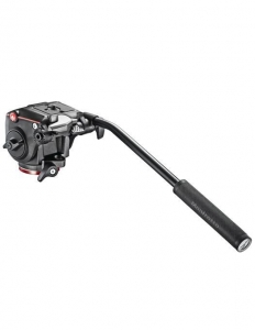 Manfrotto MHXPRO-2W Fluid cap trepied video5