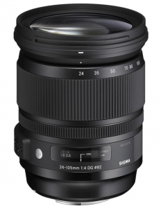 Sigma 24-105mm Obiectiv Foto DSLR f4 DG OS HSM ART CANON
