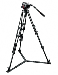 Manfrotto kit trepied video 504HD,546GBK1