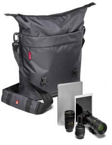 Manfrotto Manhattan Changer 20 geanta foto de umar DSLR