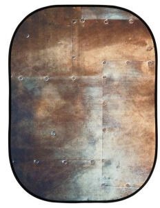Lastolite Fundal pliabil Corrugated/Metal 1.5x2.1m2