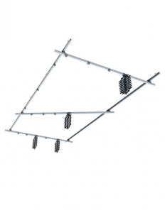 Hensel kit sine suspendate cu 4 pantografe