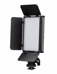 Tolifo PT-15B PRO II Lampa Video LED 144 Bicolor 15W2