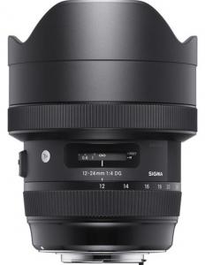 Sigma 12-24mm Obiectiv Foto DSLR f4 DG HSM ART CANON EF2