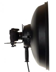 Hensel reflector Beauty Dish Ring Flash 86111