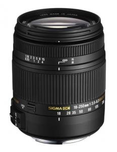Sigma 18-250mm F3.5-6.3 DC MACRO OS HSM Canon1