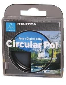Praktica filtru polarizare C-Pol 58mm2