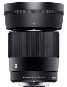 Sigma 30mm f/1.4 DC DN Contemp Sony E