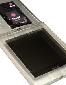 Schneider B+W 802 MRC ND 0.6 + 2 stops filtru patrat3