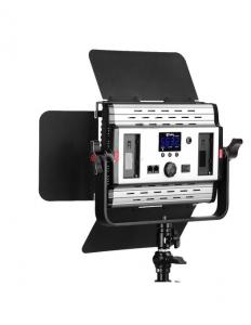 Tolifo GK-S36B Lampa Video LED Bicolorcu stativ si softbox2