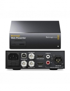 Blackmagic Design Web Presenter0