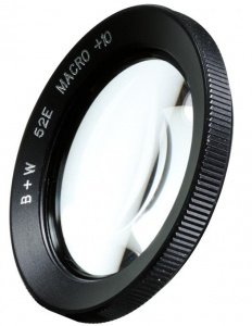 B+W filtru Close-up +10 58mm