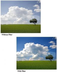 Praktica filtru polarizare C-Pol 55mm3
