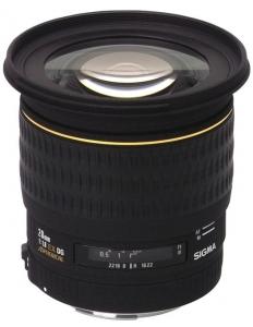 Sigma 20mm Obiectiv foto DSLR f1,8 EX Aspheric DG CANON1