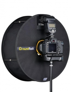 RoundFlash softbox portret1