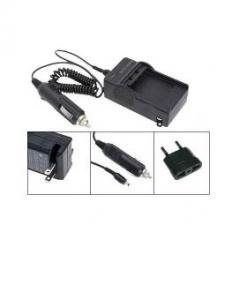 Digital Power Incarcator priza + Bricheta auto compatibil Canon LP-E8 [2]