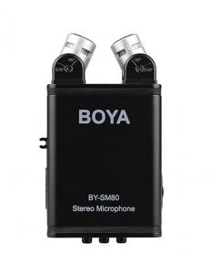 Boya BY-SM80 microfon stereo condenser1