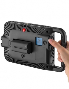 Manfrotto Lykos bicolor panou PowerLED 481