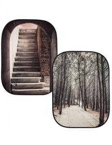 Lastolite fundal pliabil Perspective Steps/Trees 1.5 x 2.1m
