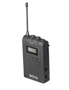 Boya, BY-WM6R, Receiver, Wireless, interviu, eveniment, audio, [1]