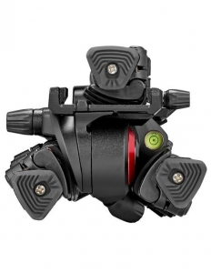 Manfrotto Befree Live Kit Trepied Video Lever2