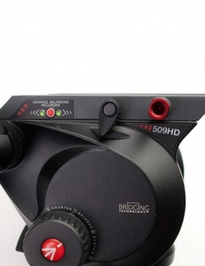 Manfrotto cap trepied video 509HD7