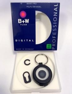 B+W Smart-Pro  filtru polarizare iPhone2