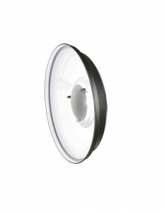 Hensel 8607 beauty reflector alb0