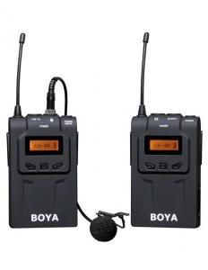 Boya BY-WM6 Kit lavaliera wireless1
