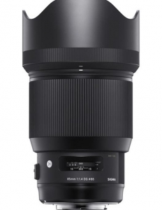 Sigma 85mm F1.4 DG HSM Art Canon0