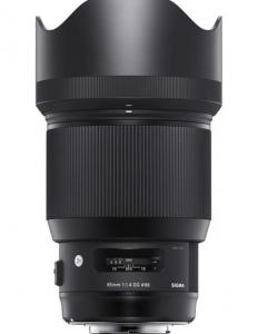 Sigma 85mm Obiectiv Foto DSLR f1.4 DG HSM ART CANON0