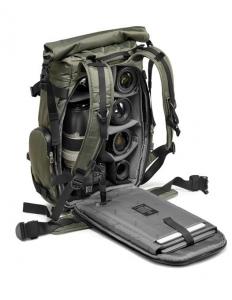 Gitzo Adventury 30L Rucsac pentru DSLR verde kaki3