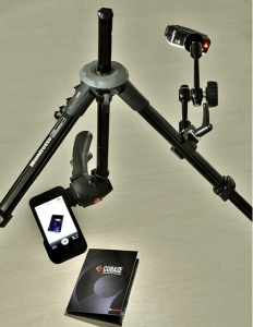 Manfrotto Carcasa iPhone 4/4S cu LED5