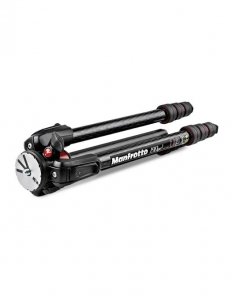 Manfrotto Seria M 190go trepied carbon2