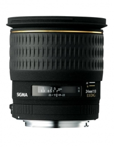 Sigma 24mm F1.8 EX DG ASP Macro-Canon