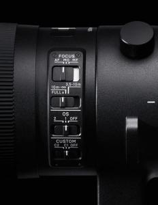 Sigma 500mm Obiectiv Foto DSLR f4 DG OS HSM Sport NIKON3