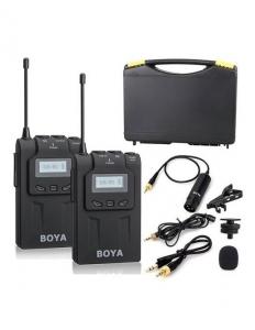 Boya BY-WM6 Kit lavaliera wireless0