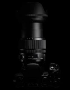 Sigma 24-105mm Obiectiv Foto DSLR f4 DG OS HSM ART CANON4