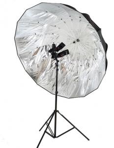 Lastolite Mega Umbrela Silver Parabolica 157cm0