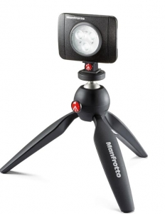 Manfrotto PowerLED Lumimuse 3AS1