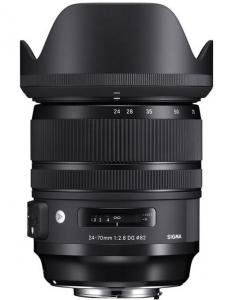 Sigma 24-70mm Obiectiv Foto DSLR f/2.8 OS DG HSM ART CANON2