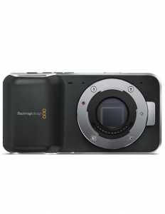 Blackmagic Pocket Cinema Camera Open box0