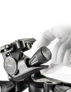 Manfrotto XPRO Cap trepied foto micrometric4