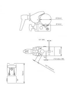 Avenger dispozitiv prindere C15502