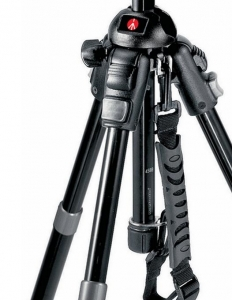Manfrotto Neotec 458B trepied foto2