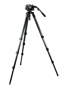 Manfrotto kit trepied video 504HD,536K0