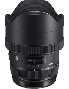 Sigma 12-24mm Obiectiv Foto DSLR f4 DG HSM ART CANON EF0