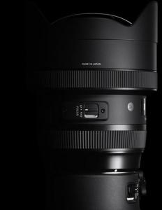 Sigma 12-24mm Obiectiv Foto DSLR f4 DG HSM ART CANON EF5
